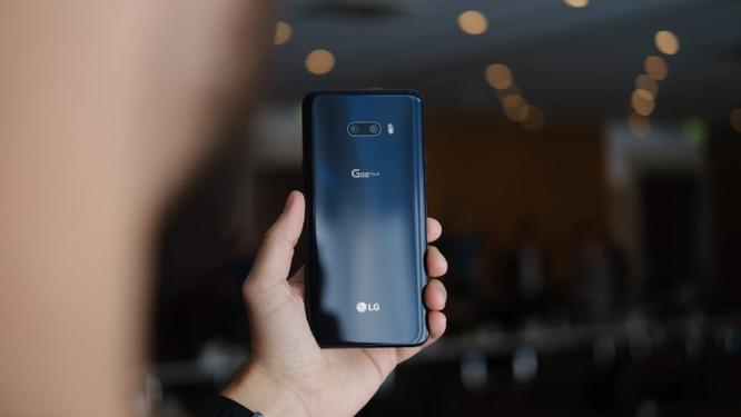 Đánh giá LG G8X ThinQ: Mẫu điện thoại gập khác biệt ảnh 3