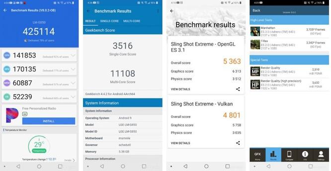 Đánh giá LG G8X ThinQ: Mẫu điện thoại gập khác biệt ảnh 9