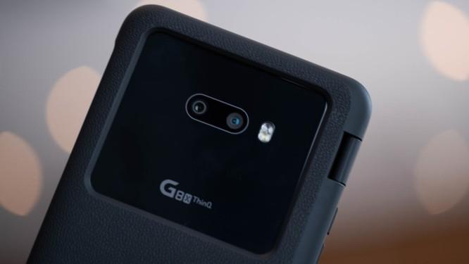 Đánh giá LG G8X ThinQ: Mẫu điện thoại gập khác biệt ảnh 4