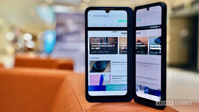 Đánh giá LG G8X ThinQ: Mẫu điện thoại gập khác biệt ảnh 5