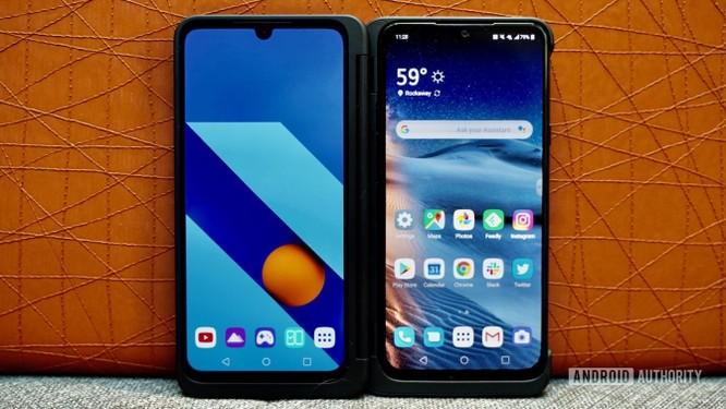 Đánh giá LG G8X ThinQ: Mẫu điện thoại gập khác biệt ảnh 7