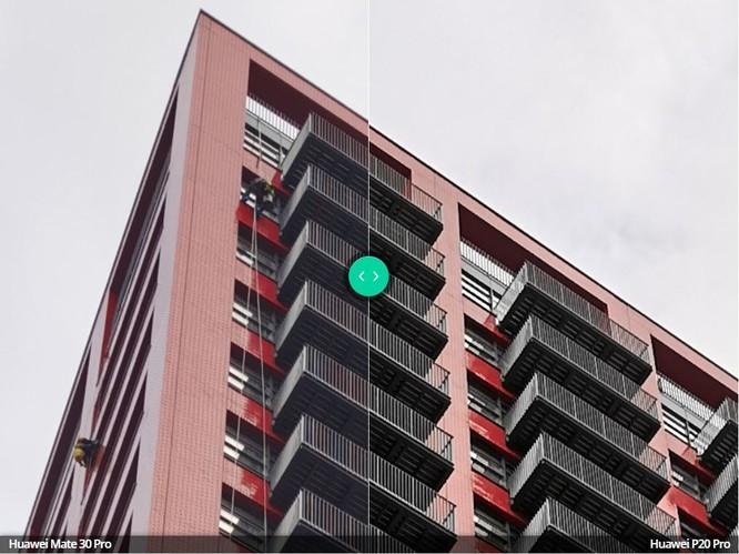 So sánh camera trên 2 chiếc máy Huawei P20 Pro và Huawei Mate 30 Pro ảnh 5