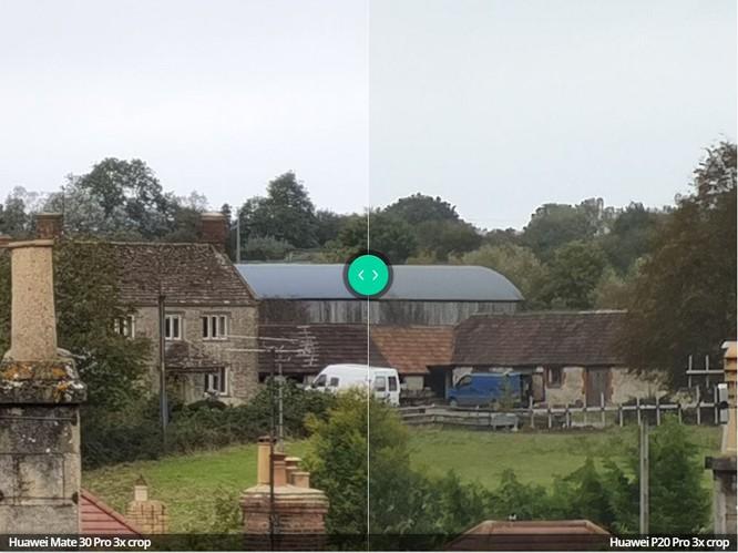 So sánh camera trên 2 chiếc máy Huawei P20 Pro và Huawei Mate 30 Pro ảnh 8