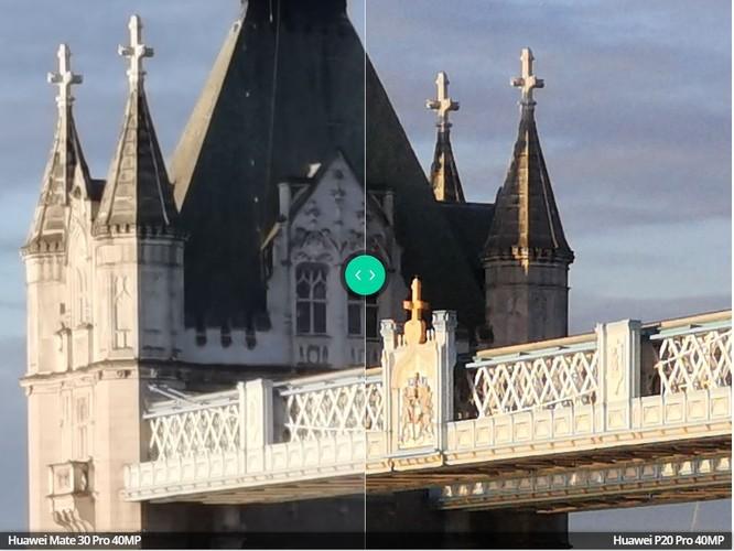 So sánh camera trên 2 chiếc máy Huawei P20 Pro và Huawei Mate 30 Pro ảnh 6
