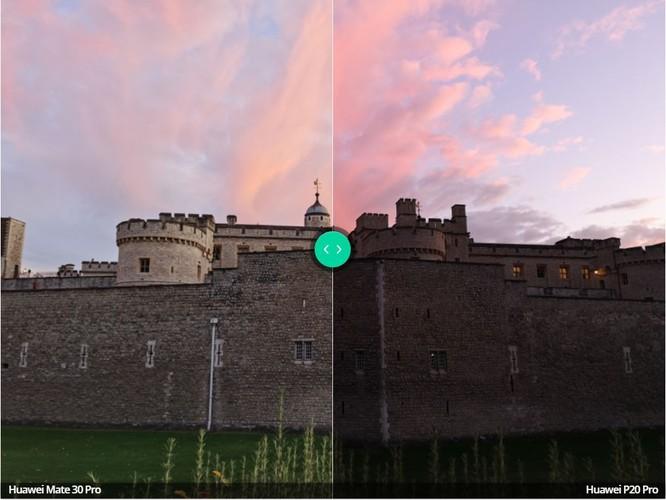 So sánh camera trên 2 chiếc máy Huawei P20 Pro và Huawei Mate 30 Pro ảnh 15