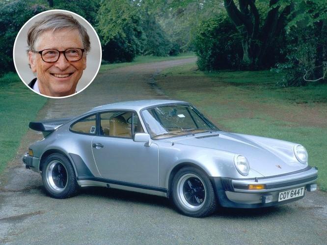 Các tỷ phú công nghệ như Zeff Bezos, Bill Gates đi xe gì? ảnh 4