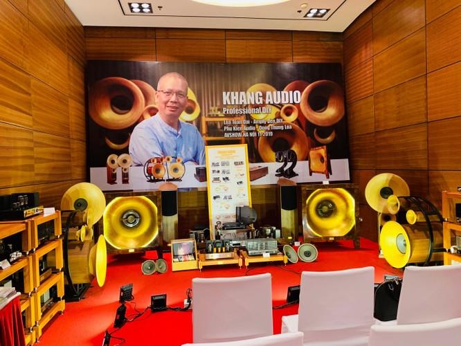 Khang Audio thương hiệu Việt trong làng chơi âm thanh Hi-end ảnh 1