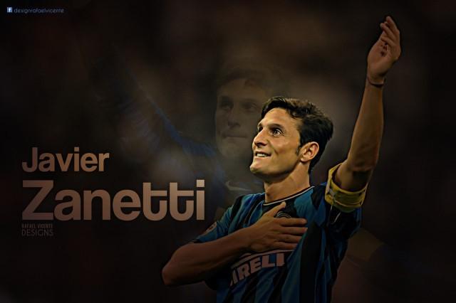Hồi ức bóng đá: Javier Zanetti - người đội trưởng cần mẫn của nửa xanh thành Milan ảnh 1