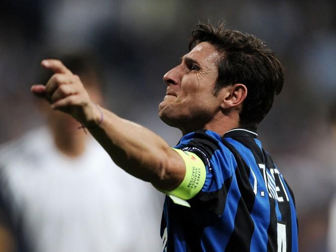 Hồi ức bóng đá: Javier Zanetti - người đội trưởng cần mẫn của nửa xanh thành Milan ảnh 5