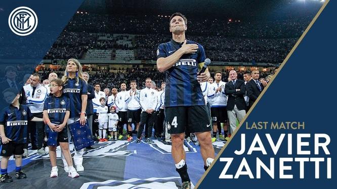 Hồi ức bóng đá: Javier Zanetti - người đội trưởng cần mẫn của nửa xanh thành Milan ảnh 10