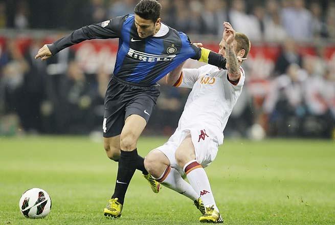 Hồi ức bóng đá: Javier Zanetti - người đội trưởng cần mẫn của nửa xanh thành Milan ảnh 4