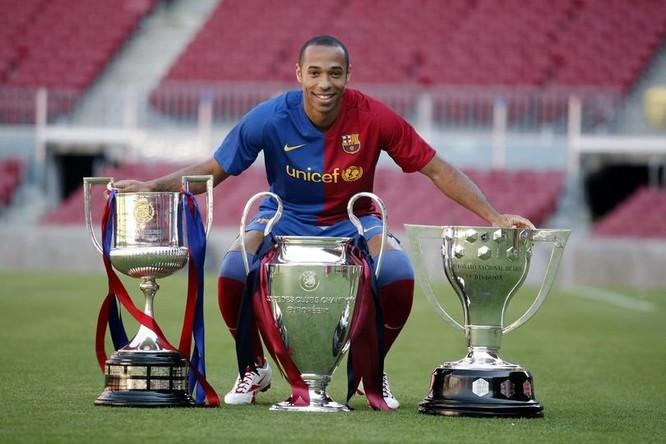 Hồi ức bóng đá: Thierry Henry - đứa con của thần gió ảnh 5