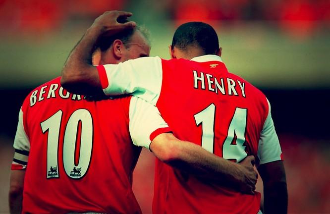 Hồi ức bóng đá: Thierry Henry - đứa con của thần gió ảnh 4