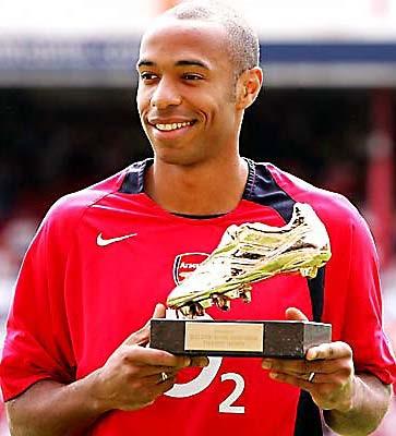 Hồi ức bóng đá: Thierry Henry - đứa con của thần gió ảnh 3