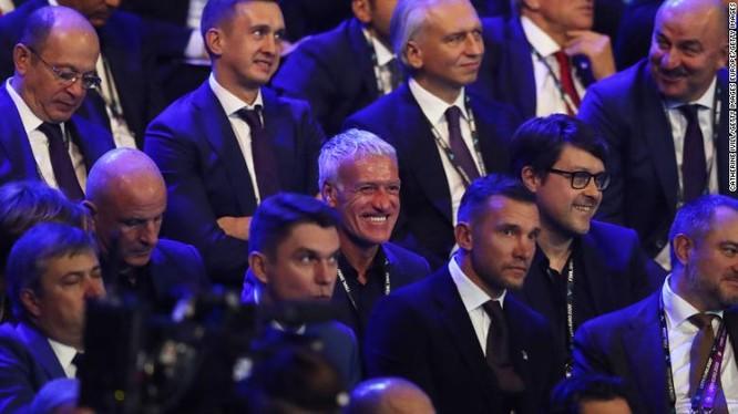 Euro 2020: Nhà vô địch thế giới rơi vào bảng đấu tử thần ảnh 1