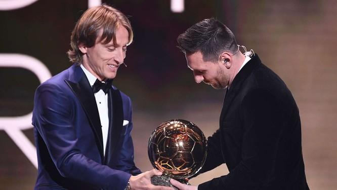 Messi không xứng đáng nhận giải quả bóng vàng lần thứ 6? ảnh 1