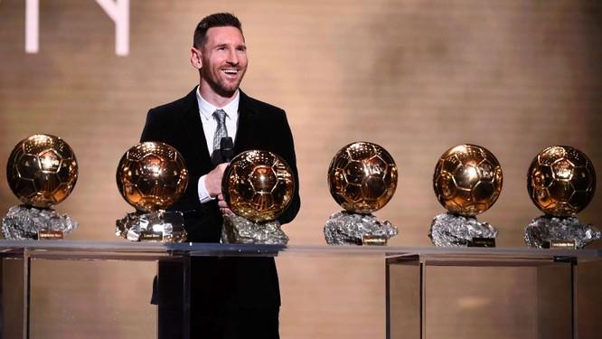 Messi không xứng đáng nhận giải quả bóng vàng lần thứ 6? ảnh 2