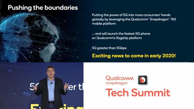 Hãng điện thoại nào sẽ sử dụng chip Snapdragon 865 và 765 cho những sản phẩm mới của mình? ảnh 2