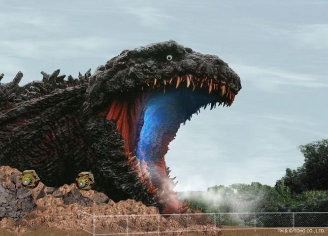 Quái thú Godzila nhiều khả năng sẽ xuất hiện tại Nhật Bản vào năm sau ảnh 1