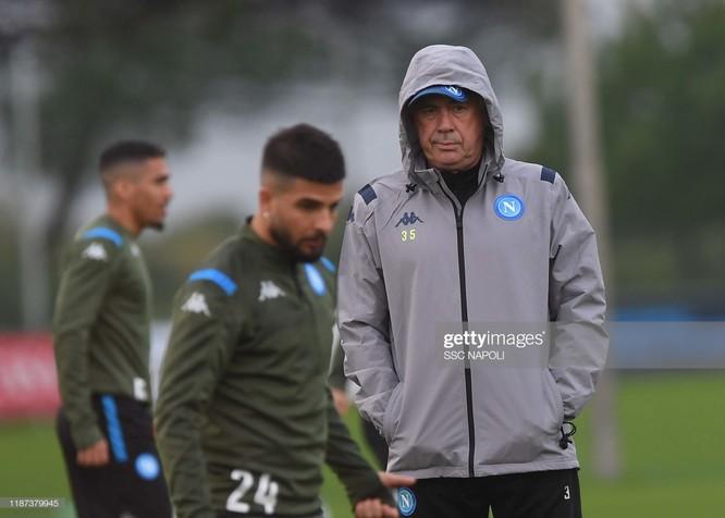 Ban lãnh đạo Napoli liệu có sai lầm khi sa thải HLV Carlo Ancelotti? ảnh 2