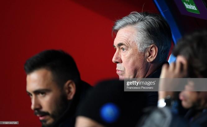 Ban lãnh đạo Napoli liệu có sai lầm khi sa thải HLV Carlo Ancelotti? ảnh 1