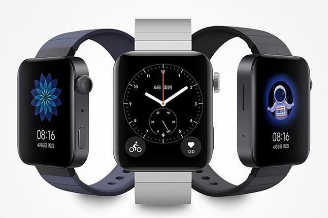 Xiaomi tiết lộ ngày ra mắt chiếc đồng hồ Mi Watch Color ảnh 2