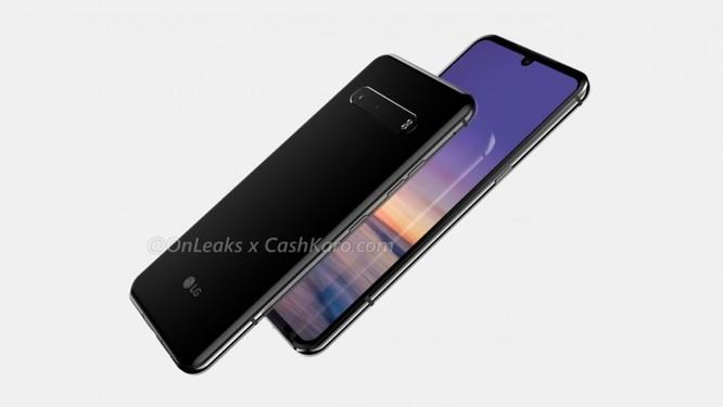 LG G9 rò rỉ hình ảnh trước ngày ra mắt ảnh 3