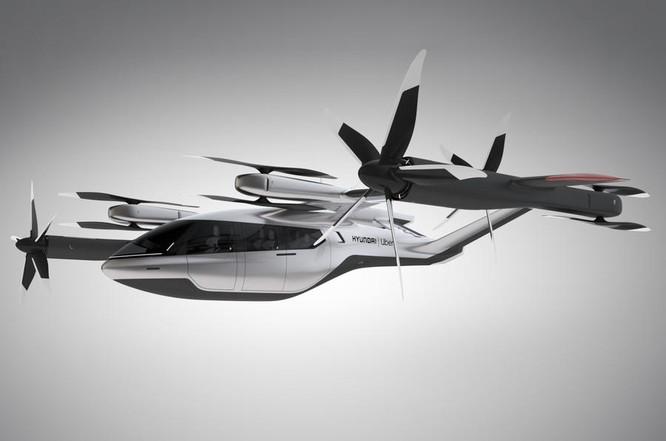 Taxi bay, chuyện tưởng chừng chỉ có trong những bộ phim viễn tưởng sắp trở thành sự thật ảnh 1