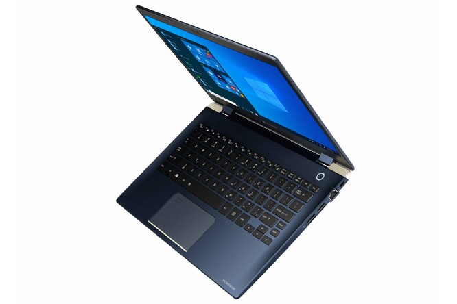 Sharp giới thiệu đến người tiêu dùng chiếc laptop nhẹ nhất thế giới ảnh 1
