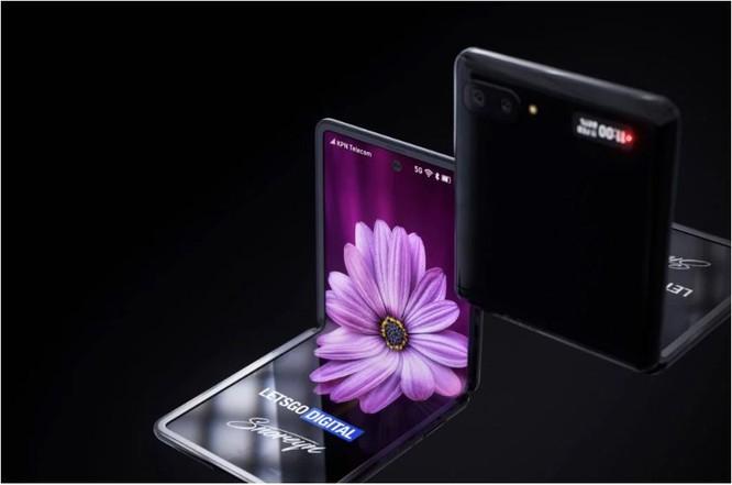 Rò rỉ thêm những thông tin quan trọng về chiếc điện thoại gập thế hệ thứ 2 của Samsung ảnh 2