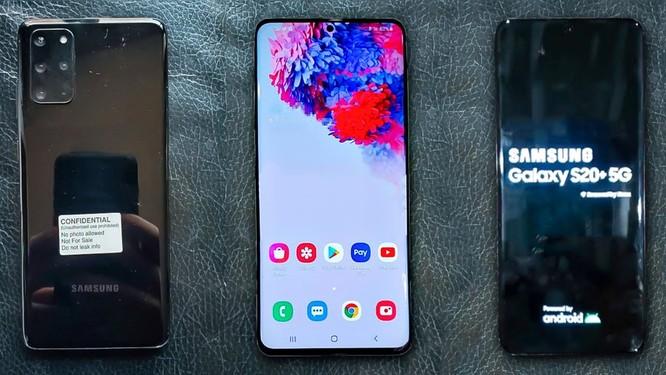 Rò rỉ thông số kỹ thuật cực khủng của Samsung Galaxy S20, S20+, S20 Ultra trước ngày ra mắt ảnh 2