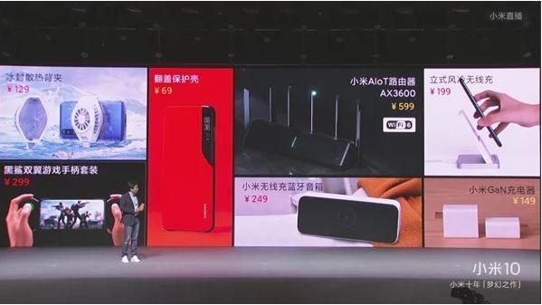 Xiaomi cho ra mắt 7 phụ kiện mới đi kèm với chiếc Xiaomi Mi 10 ảnh 5