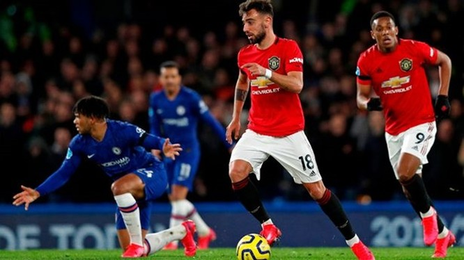 Bruno Fernandes: Chìa khóa thành công của Manchester United ảnh 1