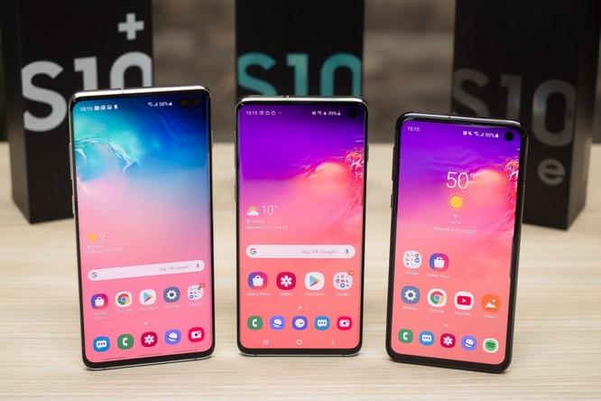 """Samsung ngày càng """"giống"""" Apple? ảnh 1"""