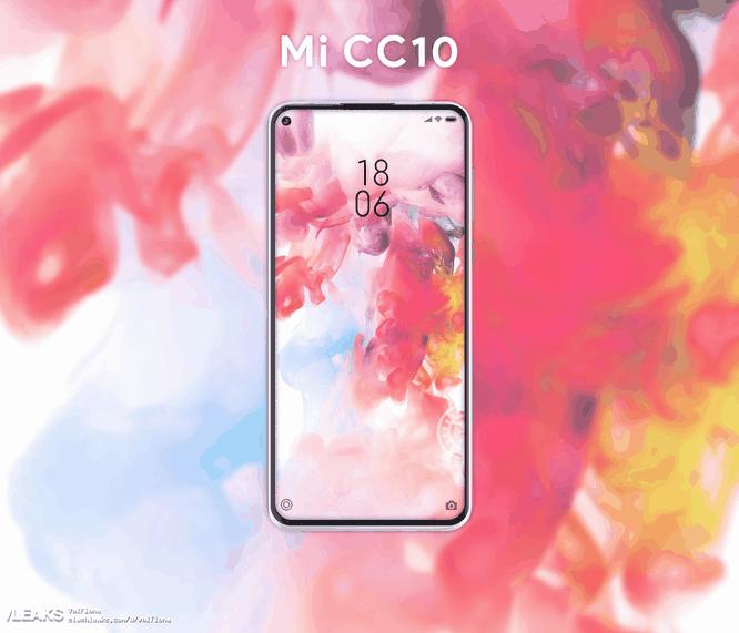 Rò rỉ những hình ảnh đầu tiên về chiếc Xiaomi Mi 10 Lite ảnh 2