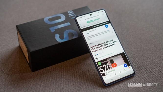 Trên tay Samsung Galaxy S10 Lite: Liệu có phải một chiếc điện thoại đáng mua? ảnh 10