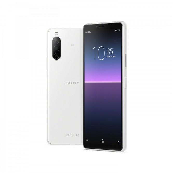 """Sony vừa cho ra mắt 2 mẫu điện thoại """"mới toanh"""" của hãng ảnh 2"""