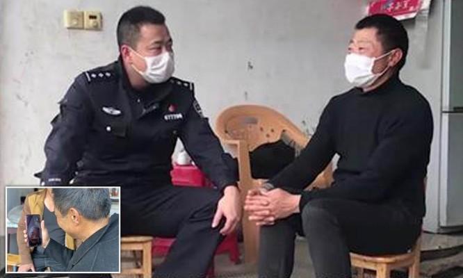 Cuộc đoàn tụ kỳ diệu của một gia đình Trung Quốc nhờ virus corona ảnh 1