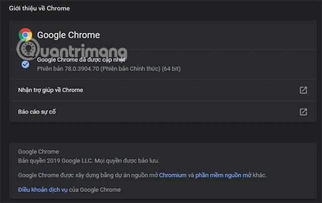 """Hướng dẫn chuyển sang chế độ """"Dark Mode"""" trên Chrome ảnh 1"""