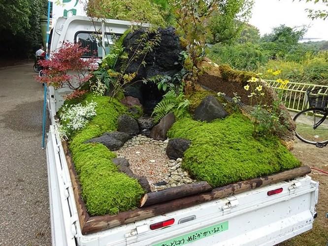 """Mang """"vườn"""" đi muôn nơi, cuộc thi bá đạo dành cho các nghệ nhân làm vườn tại Nhật Bản ảnh 1"""
