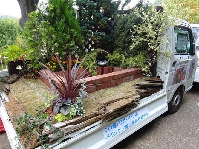 """Mang """"vườn"""" đi muôn nơi, cuộc thi bá đạo dành cho các nghệ nhân làm vườn tại Nhật Bản ảnh 2"""