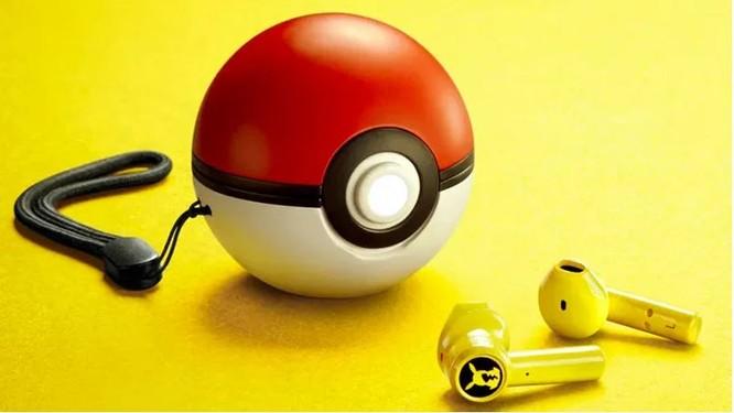 Razer cho ra mắt tai nghe không dây Pokemon độc đáo ảnh 1