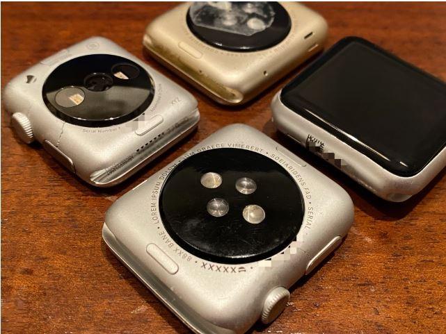 Chiêm ngưỡng bộ sưu tập nguyên mẫu Apple Watch đời đầu cực hiếm ảnh 2