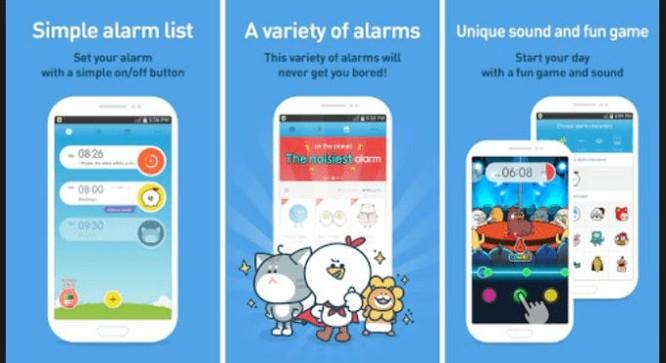 5 ứng dụng báo thức khiến bạn không thể không thức dậy ảnh 2
