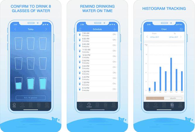 Top 5 ứng dụng nhắc nhở uống nước trên smartphone ảnh 3