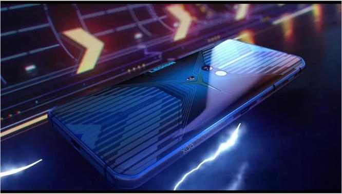 Rò rỉ hình ảnh chiếc smartphone gaming đầu tiên của Lenovo ảnh 2