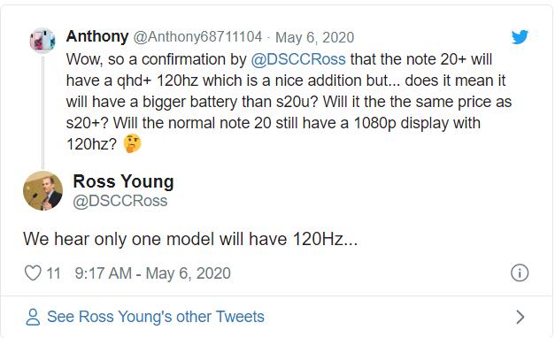 Sẽ không có Samsung Galaxy Note 20 Ultra trong năm nay ảnh 2