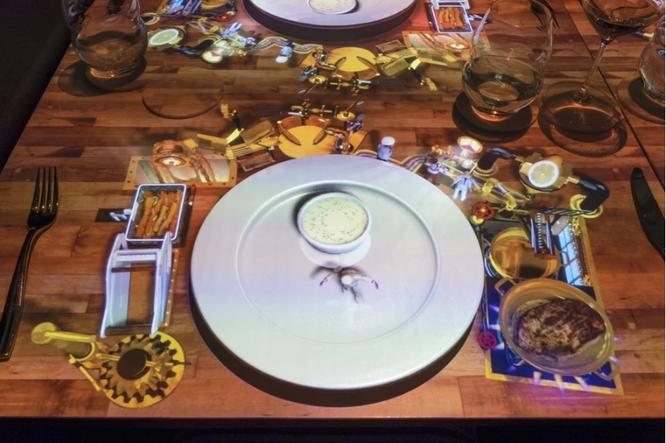 Trải nghiệm ẩm thực cao cấp thông qua công nghệ thực tế ảo ảnh 2
