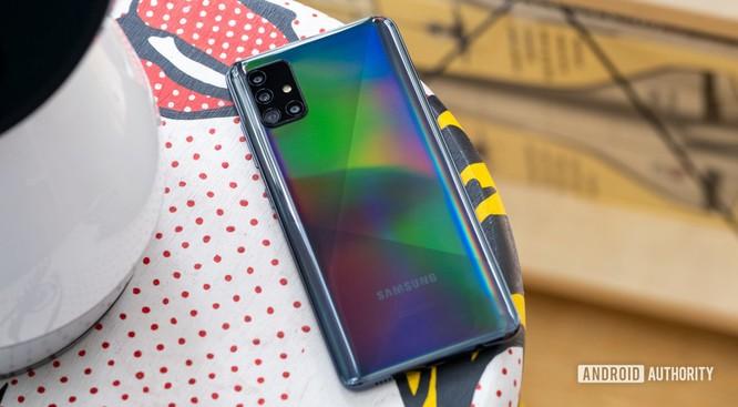 """Samsung Galaxy A51 - """"bom tấn"""" tầm trung của Samsung có thực sự tốt? ảnh 5"""