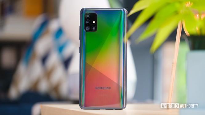 """Samsung Galaxy A51 - """"bom tấn"""" tầm trung của Samsung có thực sự tốt? ảnh 1"""